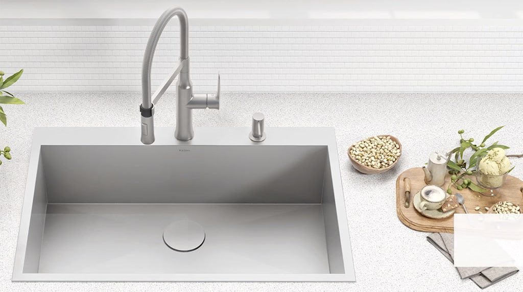 luxury faucet for kitchen